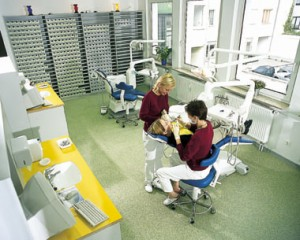 dental office flooring